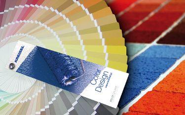 Palette de couleurs KREISEL
