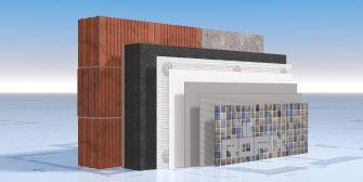 RÖFIX StoneEtics® 50 - EPS-F с мозайка