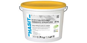 HASIT SI 815 CalceClima Ambiente Struktura Kalk-Strukturputz innen.tif