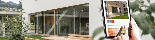 Configuratore facciata