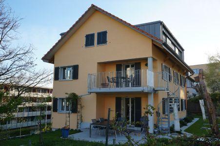 EFH Sanierung, St. Gallen
